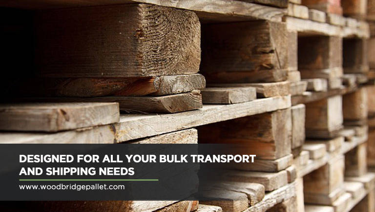 How Wood Pallets Can Streamline Your Supply Chain